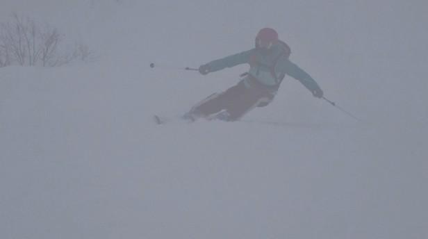 SAJクラウンの滑り!