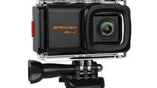 Apexcamの4Kカメラがお買い得!
