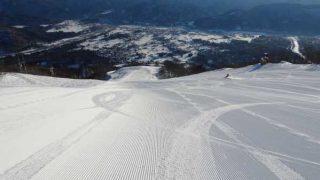 八方尾根スキー場、リーゼンコース